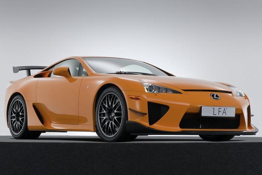 Lexus LFA Successor Is A Very Real Possibility
