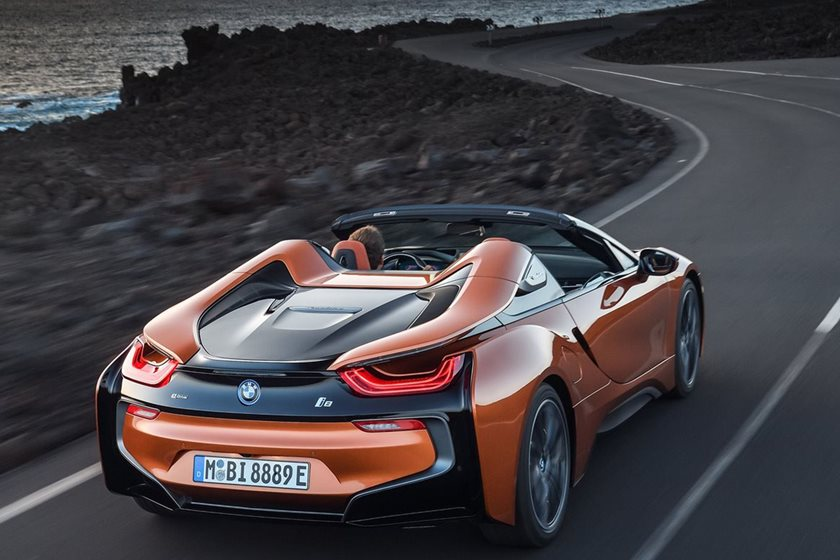 BMW Could Kill Off I8 And I3 After Current Generation Fizzles Out ...