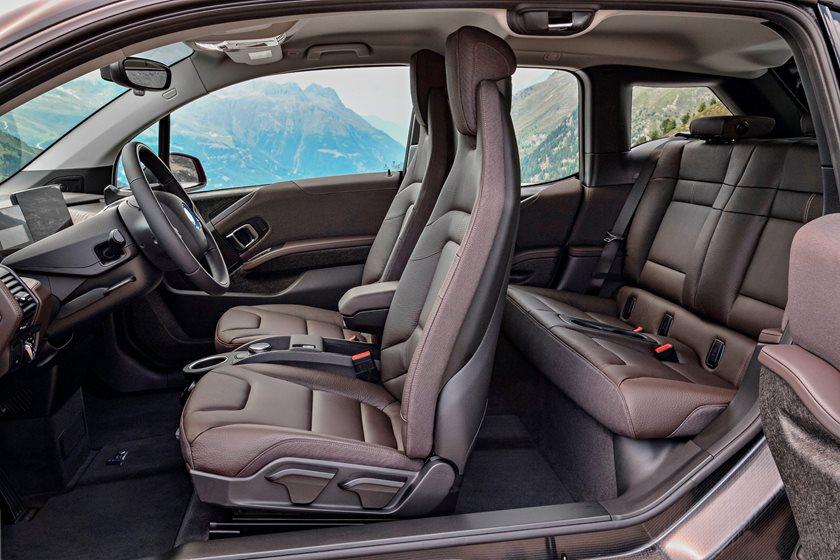 2018 BMW i3 Hatchback Interior Seating