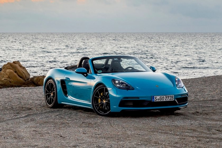 2018 porsche 718 boxster convertible review, trims, specs and price