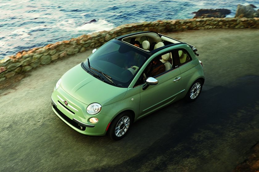2018 fiat 500c review trims specs and price carbuzz. Black Bedroom Furniture Sets. Home Design Ideas