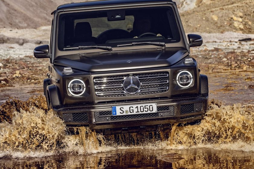The 2019 G Class Should Continue To Do Well With Its Target Demographic So We Are Sure That Los Angeles Will Soon Be Crawling New Wagons