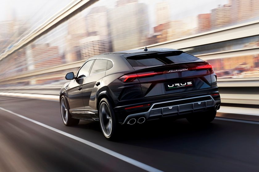 2019 lamborghini urus review, trims, specs and price - carbuzz