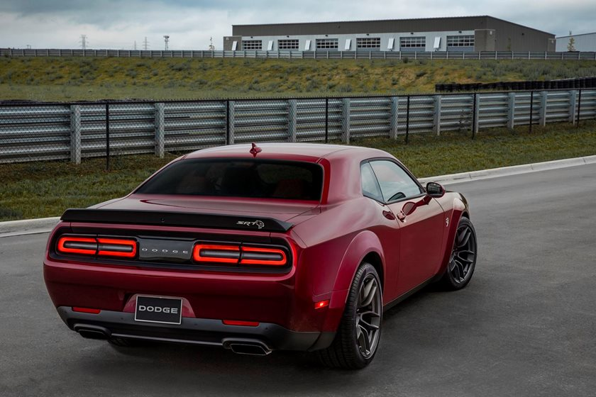 The 2018 Dodge Challenger Hellcat Widebody Is Bigger And Better