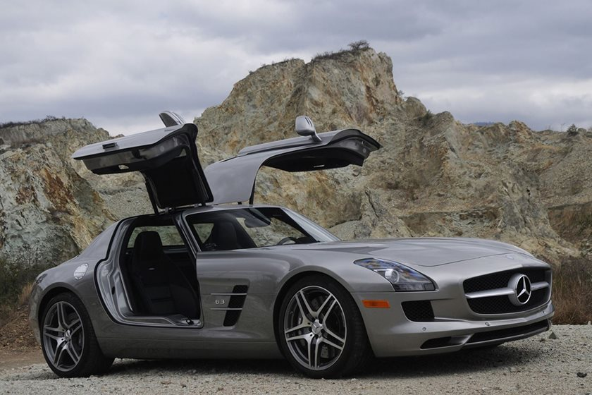 10 Of The Best Mercedes-AMG Models Ever Made
