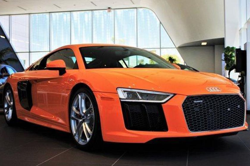 10 Audis That Show Why Custom Paint Is Always Best