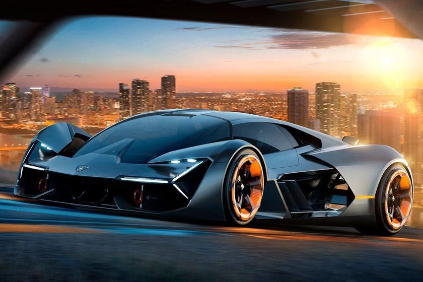 Lamborghini Aventador Successor Will Have Electric Motors Aiding Its V12