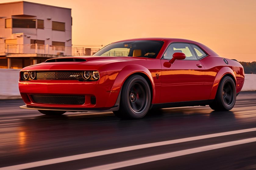 Is The Dodge Challenger The Last True American Muscle Car CarBuzz - Muscle car