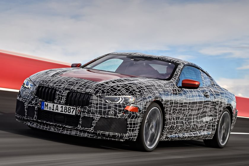 The New BMW 8 Series Is Getting Seriously Close To Production Ready ...