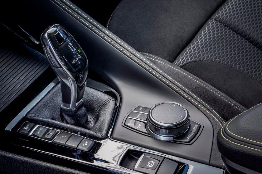 2018 BMW X2 Shifter