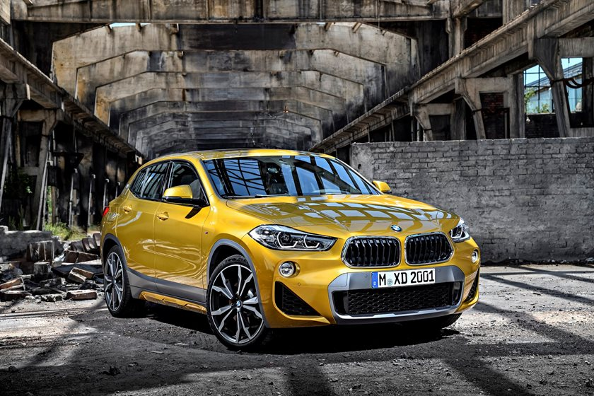 2018 Bmw X2 Review Trims Specs And Price Carbuzz