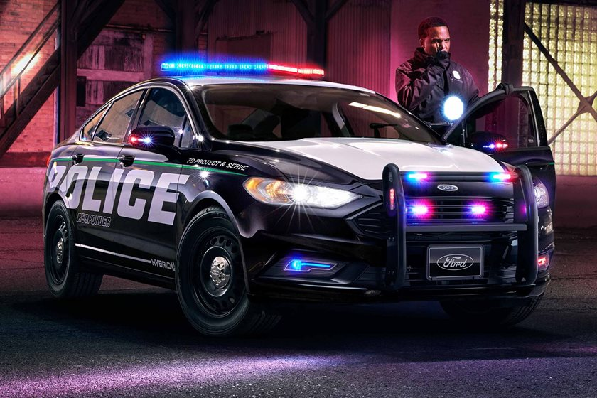 ford wants driverless police cars to patrol the streets in