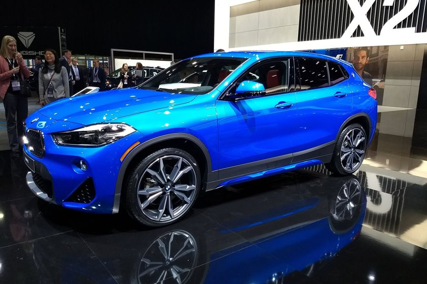 BMW X2 Convertible Considered Because There's More Money To Make ...