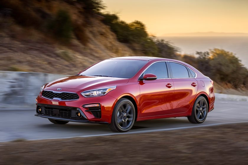 2019 Kia Forte Review Trims Specs And Price Carbuzz