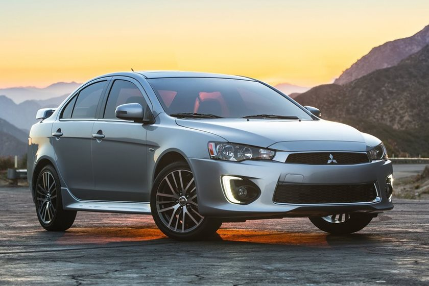 The Immortal Mitsubishi Lancer Will Die Out By The End Of 2018 Carbuzz