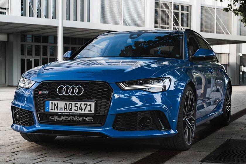Audi Rs6 Avant Performance Nogaro Edition Revealed With