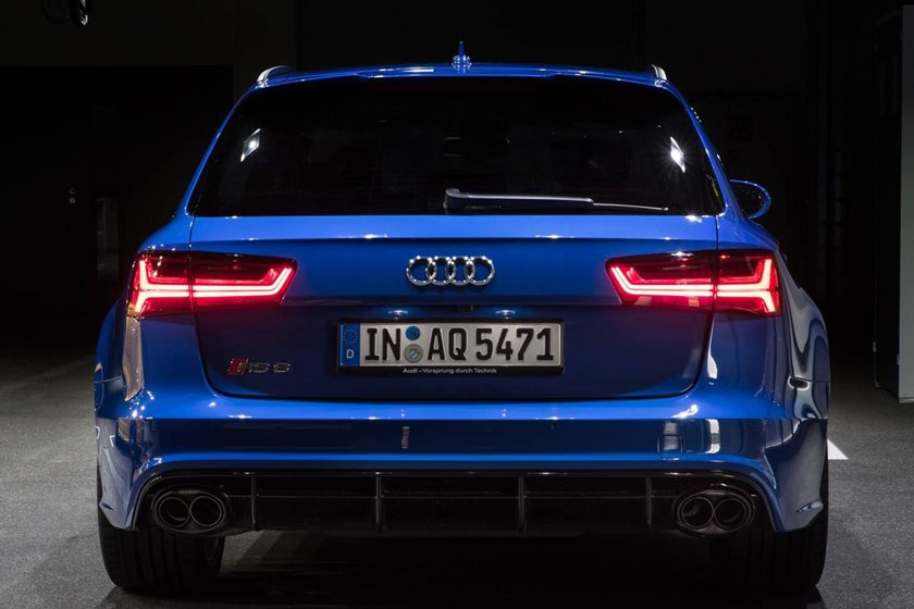 Audi RS Avant Performance Nogaro Edition Revealed With HP - Audi rs6