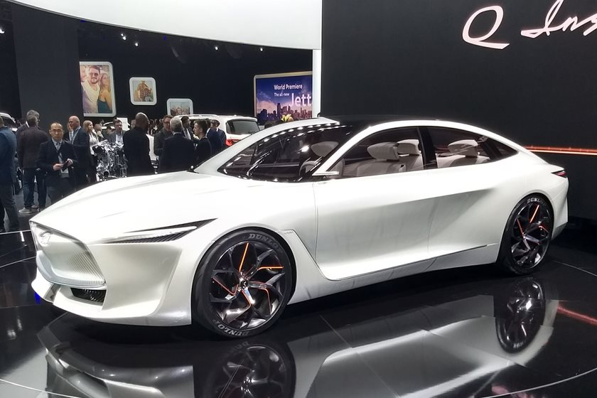 Nissan And Infiniti Receiving Six New Evs Within Five