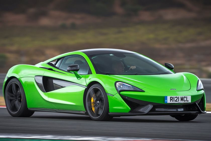 McLaren Developing Autonomous And Hybrid Sports Cars For 2019 - CarBuzz