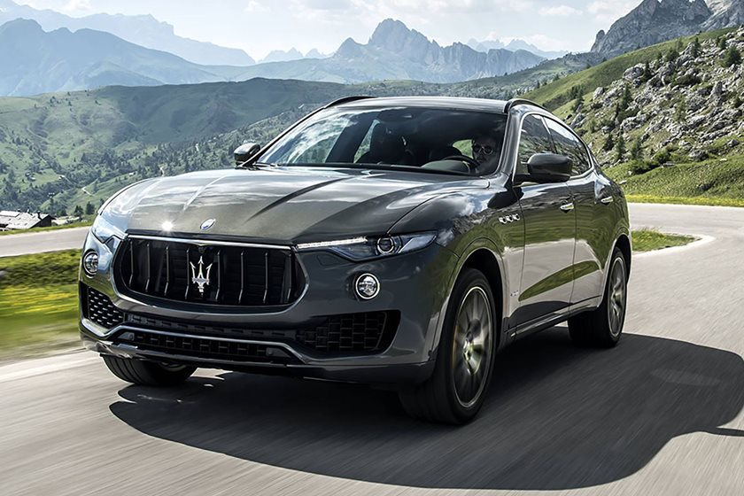 the future isn t looking bright for the maserati levante. Black Bedroom Furniture Sets. Home Design Ideas