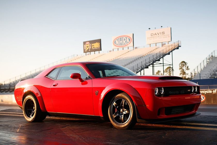 there will be no 2019 dodge challenger srt demon carbuzz. Black Bedroom Furniture Sets. Home Design Ideas