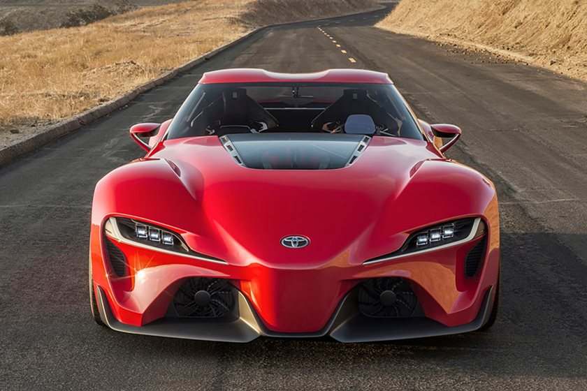 Reborn Toyota Supra Will Be More Similar To The Z4 Than You Think ...
