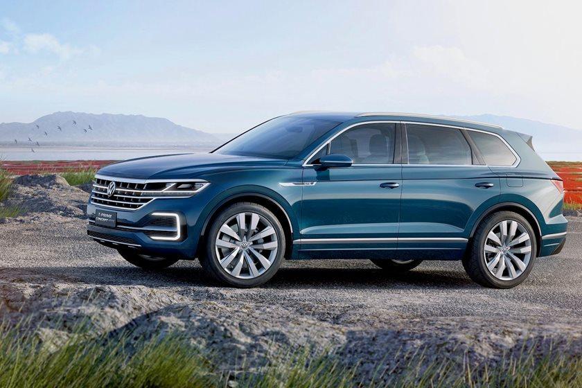 Image result for 2019 Volkswagen Touareg