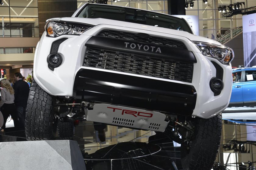 more tricked out toyota trucks are coming at the expense of sedans