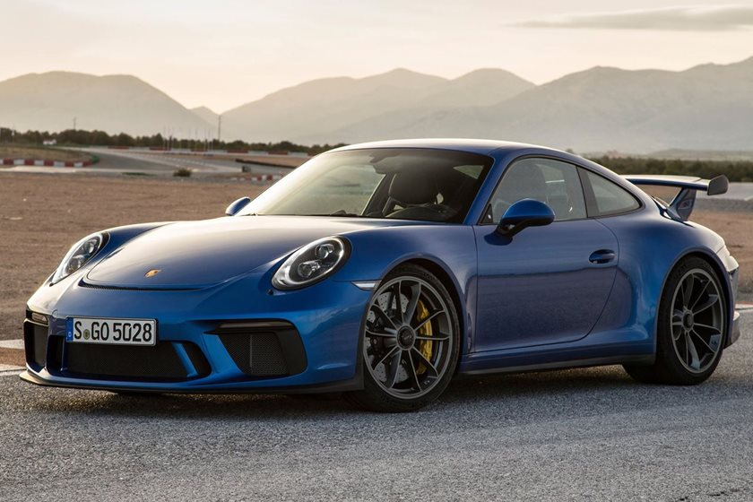 Chances Are The Next Porsche 911 GT3 Will Have A Turbocharger - CarBuzz