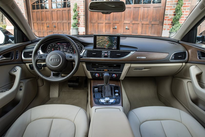 2018 Audi A6 Review Trims Specs And Price Carbuzz
