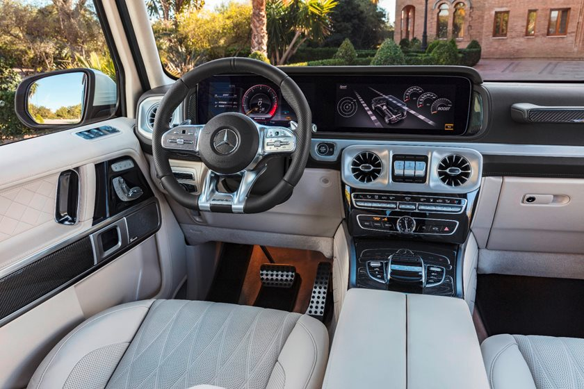 2018 Mercedes Amg G63 Suv Review Review Trims Specs And Price