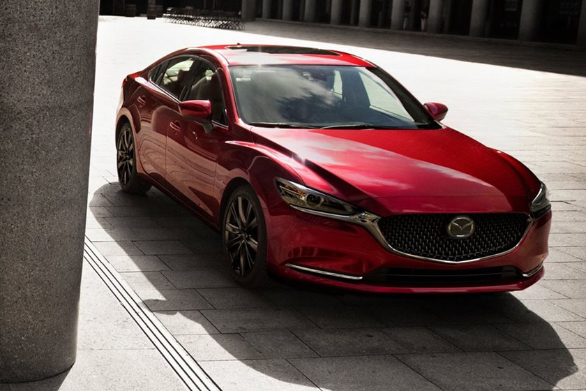 The Mazda6 Finally Has A More Potent Engine To Help It Compete With Other  Cars In The Midsize Category And Has Adequate Fuel Efficiency To Match.
