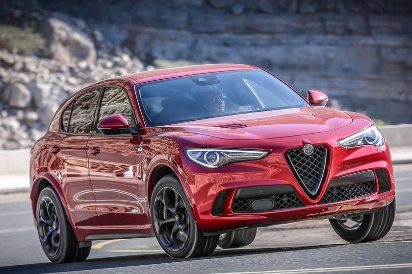 How Much Will The Alfa Romeo Stelvio Quadrifoglio Cost CarBuzz - Alfa romeo car prices
