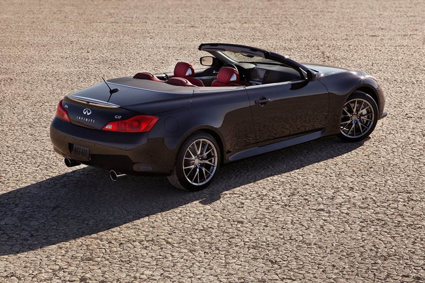 ipl is the forgotten performance brand that is now a complete rh carbuzz com 2013 Infiniti G37 Convertible Stanced Infiniti G37 Black Models
