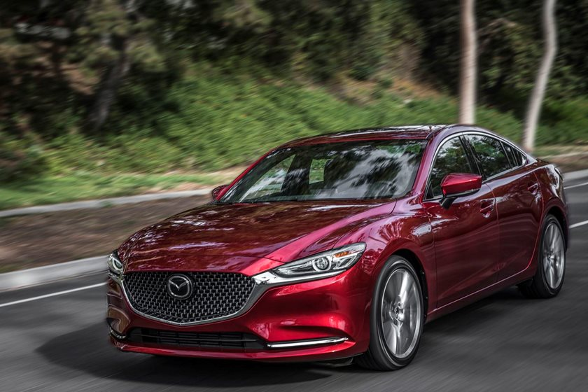 That Was Probably All For Naught. NHTSA Has Removed The All Wheel Drive  Mention For The Mazda6 From Its Website.