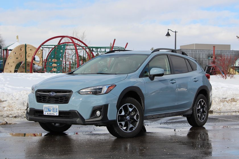 2018 Subaru Crosstrek Review: Maximizing A Minimal Footprint