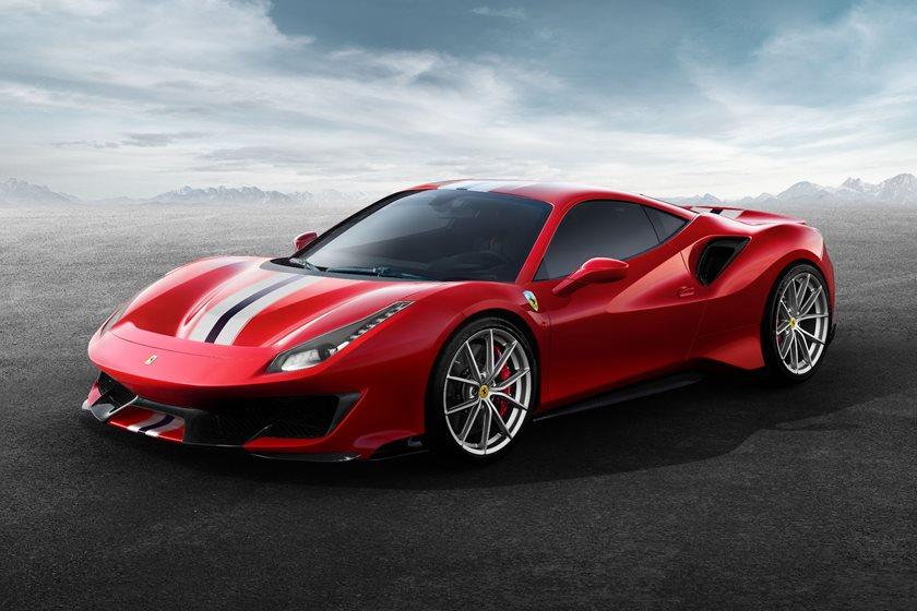 2019 Ferrari 488 Pista Review Trims Specs And Price Carbuzz