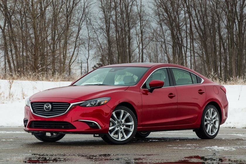 2017 Mazda 6 Review: A Beautiful Sedan That Needs More Love