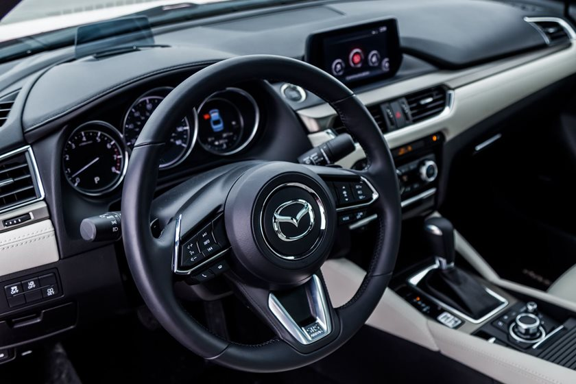 2017 Mazda 6 Test Drive Review A Beautiful Sedan That Needs More