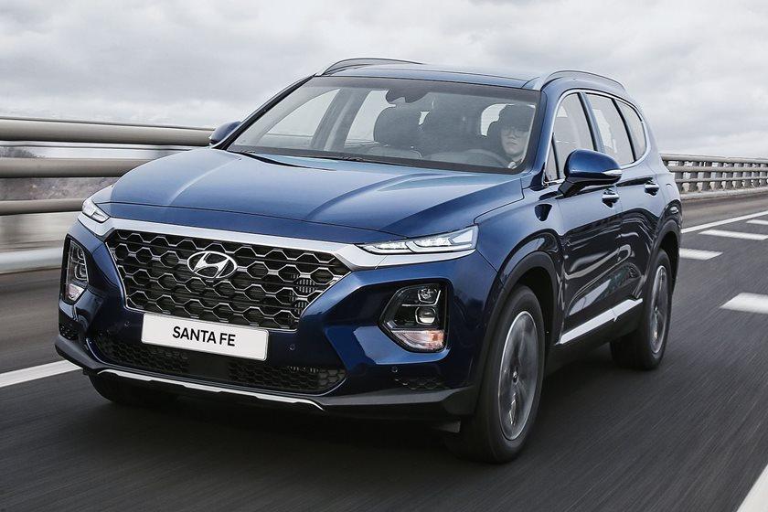 All-New 2019 Hyundai Santa Fe Revealed With A Bold New Look