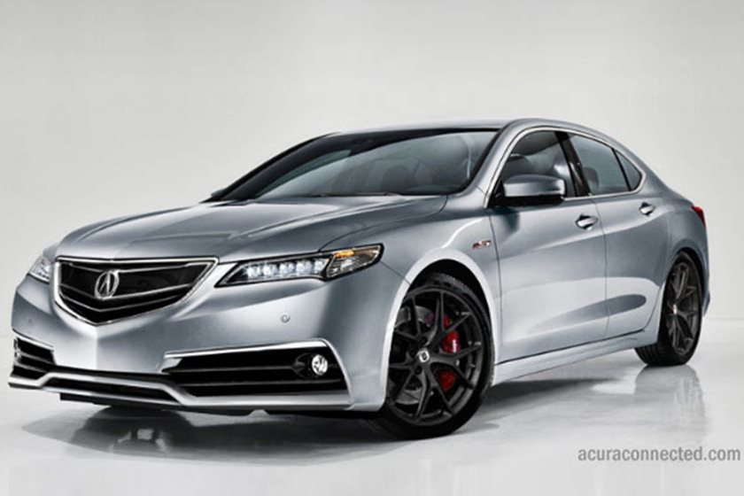 5 Improvements That Could Make The Acura TLX A Perfect Sport Sedan ...