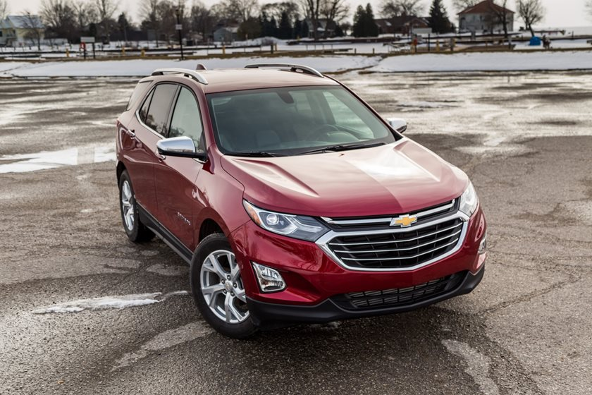 2018 Chevrolet Equinox Diesel Review: The High Mileage Anti-Hybrid
