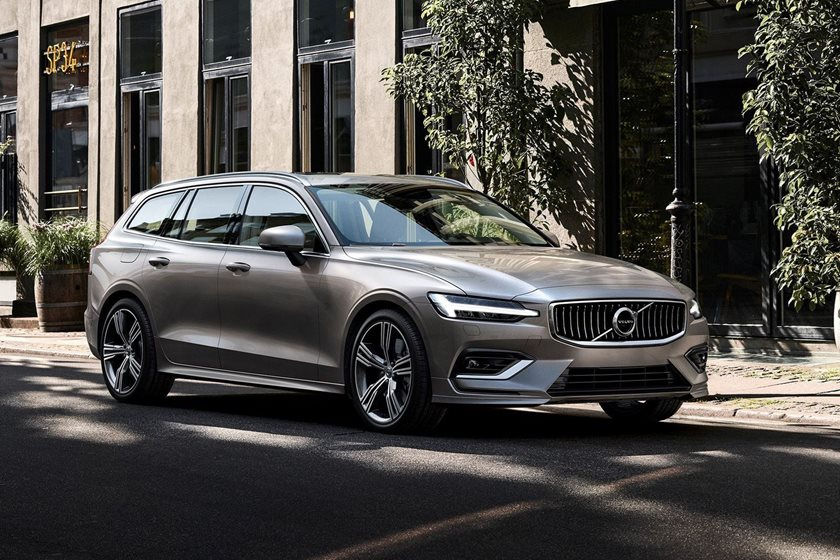 2019 Volvo V60 First Look Review: The Oldest Volvo Finally Catches Up