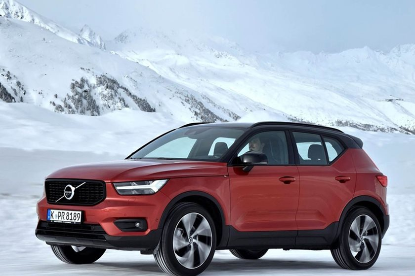 Volvo Sets Sights On SUV Coupe Market With XC50 - CarBuzz