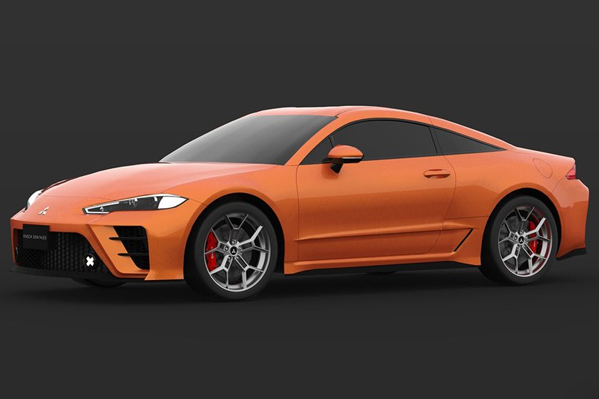 too bad this 2020 mitsubishi eclipse rendering is only a. Black Bedroom Furniture Sets. Home Design Ideas