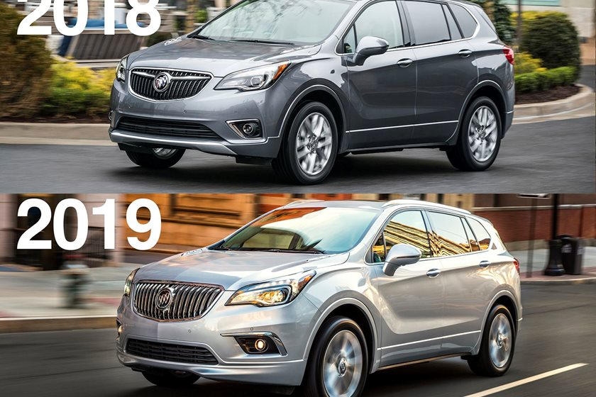 2019 Buick Envision Unveiled With Styling Tweaks And Lower Price