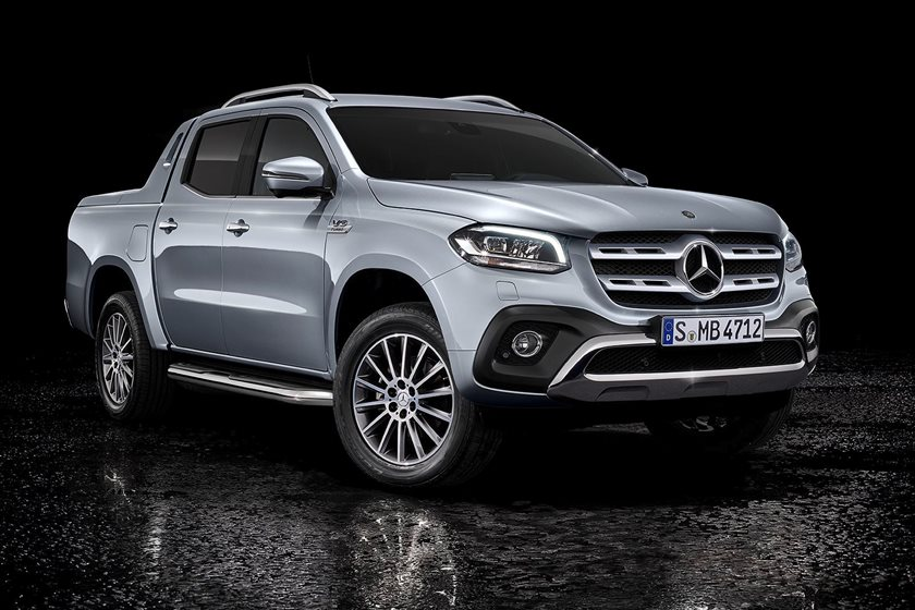 V6 Powered Mercedes X Class Heading To Geneva With 258 Hp Carbuzz