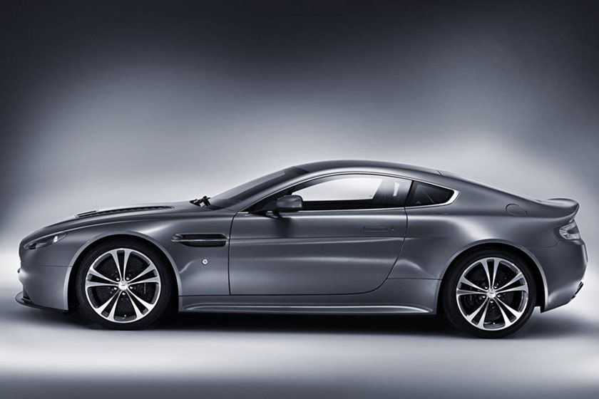 Buy A Manual Aston Martin With A V Before They Become Collectible - How many aston martin dbs were made