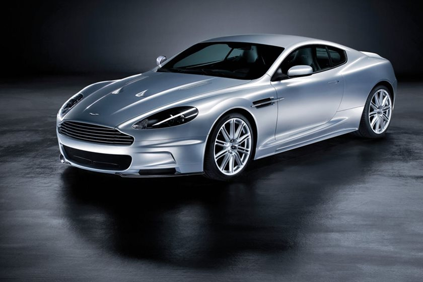 Buy A Manual Aston Martin With A V Before They Become Collectible - How much is an aston martin