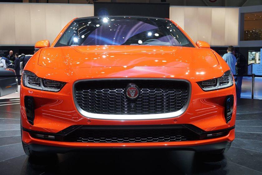 Harga Jaguar I Pace Jauh Lebih Murah Dari Tesla Model X